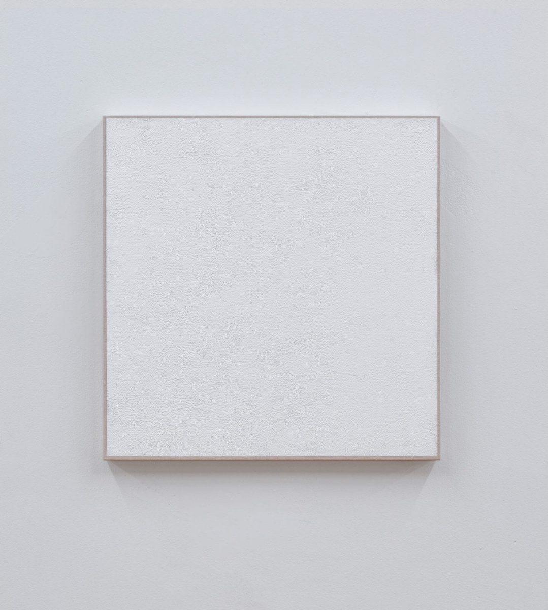 Artist Daniel Levine - monochrome painter 1
